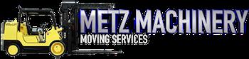 Metz Machinery Moving